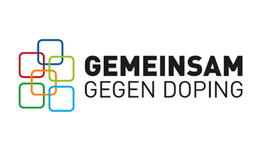 Logo GEMEINSAM GEGEN DOPING